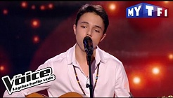 Gianni Bee - « Wicked Game » (Chris Isaak) | The Voice France 2017 | Blind Audition