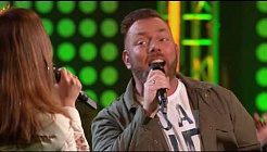 Mona Linn Bremer Owe & Michael Eriksen - Locked Out Of Heaven (The Voice Norge 2017)