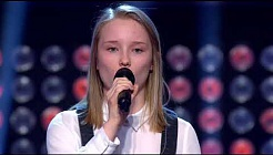 Henriette Linja - Somewhere Only We Know (The Voice Norge 2017)