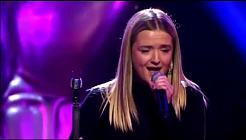 Kim zingt 'Flashlight' | Blind Audition | The Voice van Vlaanderen | VTM