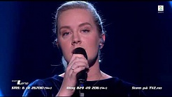 Agnes Stock - Some Die Young (The Voice Norge 2017)