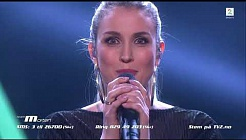 Dina Sæle Ek - Uprising (The Voice Norge 2017)