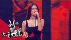 Anna Ohanjanyan sings 'Flashlight' - Blind Auditions - The Voice of Armenia - Season 4