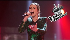 Maan – How Deep Is Your Love (The voice of Holland | Liveshow 3)