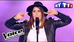 Fanny Beaumont - « Dernière danse » (Indila) | The Voice France 2017 | Blind Audition