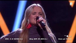 Lillen Stenberg - Worst In Me (The Voice Norge 2017)