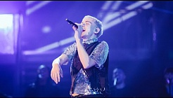 Years and Years perform 'Desire': The Live Quarter Finals - The Voice UK 2016