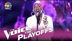 The Voice 2017 Janice Freeman - The Playoffs: