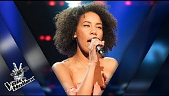 Aïcha Gill – Versace On The Floor | The voice of Holland | The Blind Auditions | Seizoen 8