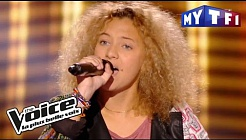 Kelly - « Reggamuffin » (Selah Sue) | The Voice France 2017 | Blind Audition