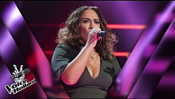 Karima Lemghari – The Boss | The voice of Holland | The Blind Auditions | Seizoen 8