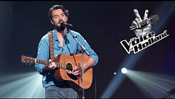 Chris Link - Samen Zijn / Amy (The Blind Auditions | The voice of Holland 2015)