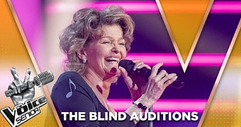 Joke Tromp – Mad About The Boy | The Voice Senior 2019 | The Blind Auditions