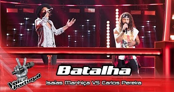 "Isaías Manhiça VS Carlos Pereira – ""Next to me"" 