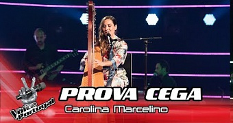 "Carolina Marcelino – ""Shape of You"" 