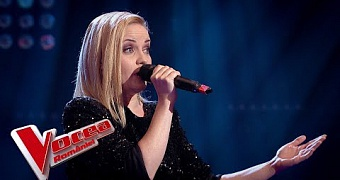 Renate Grad - I don't think about you | Knock-out 1 | Vocea Romaniei 2018