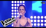 "Yuritze Romero canta ""Proud Mary"" / The Voice Angola 2015/ Show ao Vivo 2"