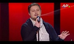 Huseyn Abdullayev - Обійми | Blind Audition | The Voice of Azerbaijan 2015