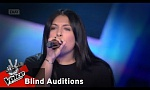 Έλενα Μαχφούζ - Long train runnin' | 10o Blind Audition | The Voice of Greece