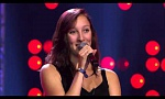 Annelies zingt 'Lean On' | Blind Audition | The Voice van Vlaanderen | VTM
