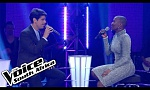 Zoë Modiga and William Wolf sing 'Heaven' | The Battles | The Voice SA