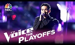 The Voice 2017 Anthony Alexander - The Playoffs: