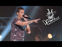 Arthur ter Voert - Sex On Fire  (The Blind Auditions | The voice of Holland 2015)