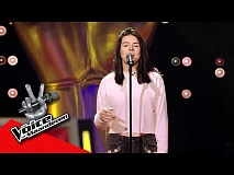 Magalie zingt 'Wild Things' | Blind Audition | The Voice van Vlaanderen | VTM