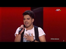Kamran Arif - Amor Quedate | Blind Audition | The Voice of Azerbaijan 2015