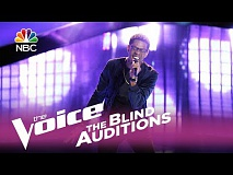 The Voice 2017 Blind Audition - Brandon Showell: