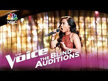 The Voice 2017 Blind Audition - Kathrina Feigh: