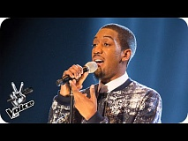 Theo Llewellyn performs 'Photograph': Knockout Performance - The Voice UK 2016
