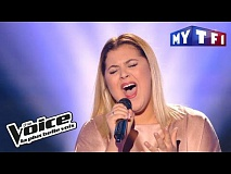 Karla - « Without You » (Mariah Carrey)  | The Voice France 2017 | Blind Audition