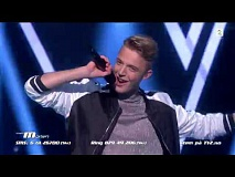 Knut Kippersund Nesdal - Personal Jesus (The Voice Norge 2017)