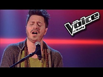 Claudio Di Cicco - Take on me | The Voice of Italy 2016: Blind