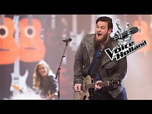 Dave Vermeulen - Johnny B. Goode (The voice of Holland | Liveshow 3)