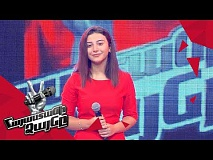 Ani Martirosyan sings 'Շորորա' - Blind Auditions - The Voice of Armenia - Season 4