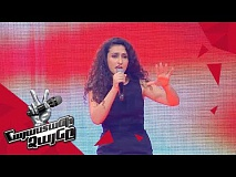 Inga Maruqyan sings 'This World' - Blind Auditions - The Voice of Armenia - Season 4