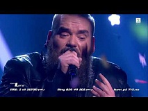 Thomas Løseth - With or Without You (The Voice Norge 2017)