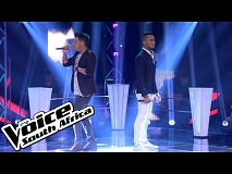 Gavin Edwards and Lyle Volkwyn sing 'Please Forgive Me'  | The Battles | The Voice SA 2016