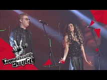 Hayk Ghulyan & Soulange sing 'Նարե-Նարե/Վույ Նարե' – Gala Concert – The Voice of Armenia – Season 4
