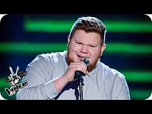 Tim Baldwin performs 'I'm Yours' - The Voice UK 2016: Blind Auditions 4