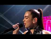Dua Lipa zingt 'Be the One' | Liveshow | The Voice van Vlaanderen | VTM