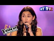 Leticia Carvalho - « All of Me » (John Legend) | The Voice France 2017 | Blind Audition