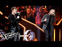 "Marek Molak vs Damian Kikoła - ""Whole Lotta Love""  - The Voice of Poland 8"