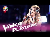 The Voice 2017 Karli Webster - The Playoffs: