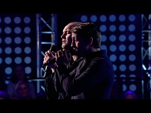 August Dahl &  Abel Eitland - Writing's On The Wall (The Voice Norge 2017)