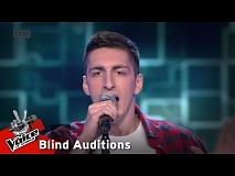 The Voice of Greece | Νίκος Κογιάννης | 5o Blind Audition