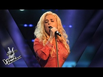 Samantha Steenwijk – Ik Leef Mijn Eigen Leven | The voice of Holland | The Blind Auditions