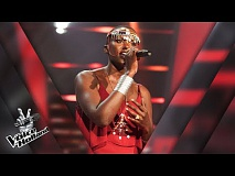 Silayio – The Voice Within | The voice of Holland | The Blind Auditions | Seizoen 8